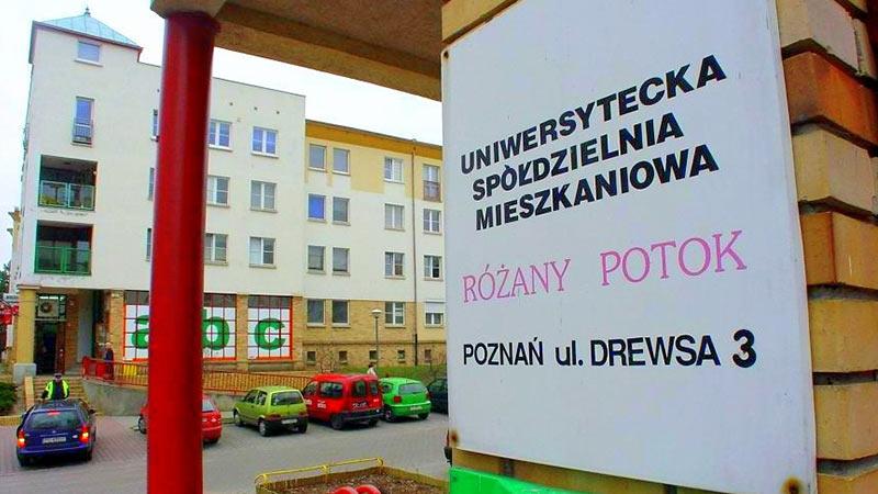 Uniwersytecka Spółdzielnia Mieszkaniowa